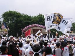Kampanye Damai Pemilu Indonesia 2009 Melelahkan