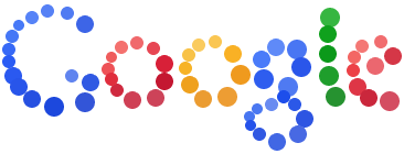 Google Instant - Particle Logo