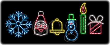 Happy Holiday from Google.com