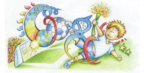 Doodle4Google World Cup Winner - Spain