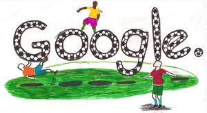 Doodle4Google World Cup Winner - Ghana