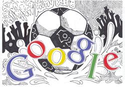 Doodle4Google World Cup Winner - UAE