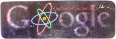 Ulang Tahun Niels Bohr ke-127