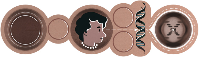 Ulang Tahun Rosalind Franklin ke-93