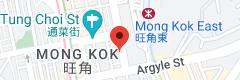Map of Hokkaido Dairy Farm Restaurant