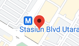 Map of Warung Koffie Batavia