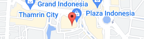 Map of GREYHOUND CAFE JAKARTA