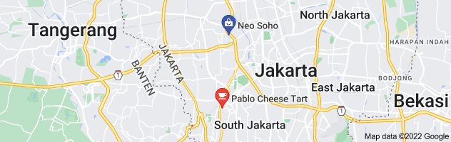 Map of pablo neo soho