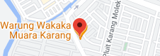 Map of Warung Wakaka