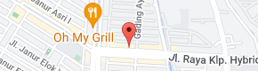 """Peta Sate Taichan """"Mpe"""" Gading"""